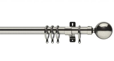Swish Elements 28mm Zorb Curtain Pole