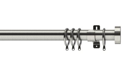Swish Elements 35mm Stud Curtain Pole