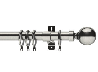 Swish Elements 25mm/28mm Belgravia Extendable Curtain Pole