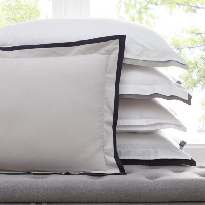 KAREN MILLEN SIGNATURE PILLOWCASE PAIR