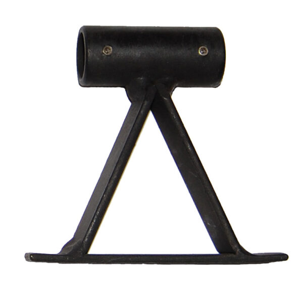 Artisan Wrought Iron 16mm Horizontal Bracket