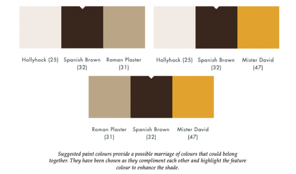 The Little Greene Paint Company Spanish Brown (32)