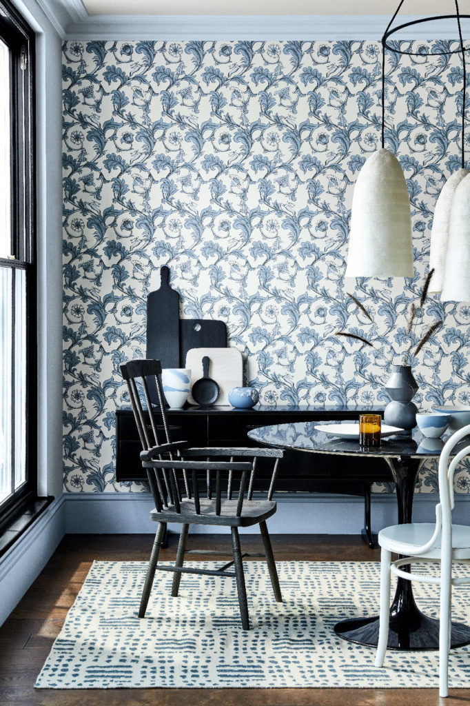 Little Greene Stag Trail Wallpaper