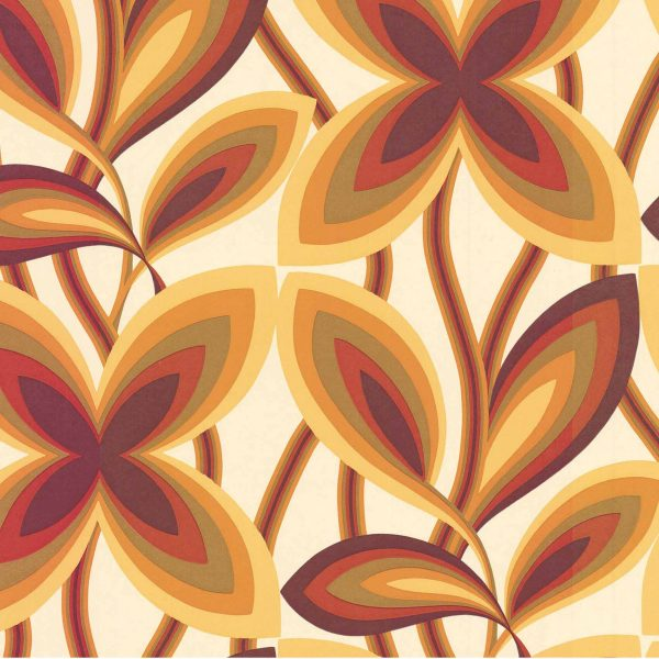 Little Greene Starflower Wallpaper