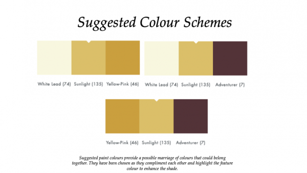 The Little Greene Paint Company Sunlight (135)