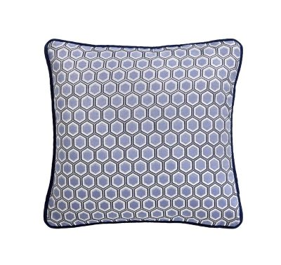 TESS DALY HEXAGON CUSHION