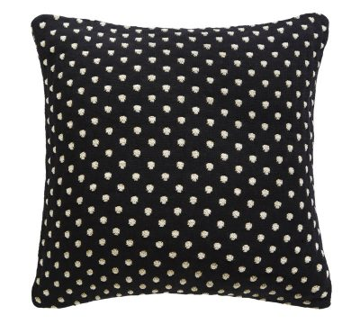 TESS DALY POLKA KNIT CUSHION