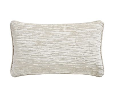 TESS DALY ZEBRA BOUDOIR CUSHION