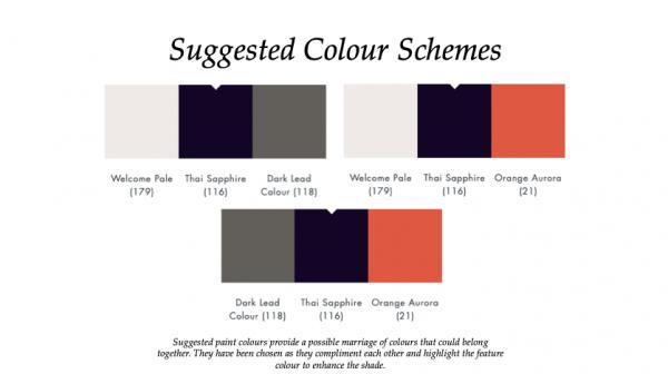 Thai Sapphire (116)_Little Greene Suggested Colour Scheme