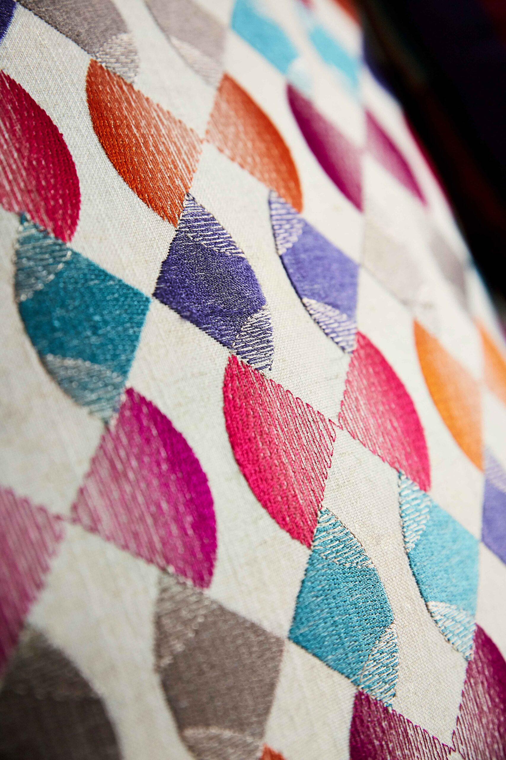 Harlequin Atelier Maiolica Fabric