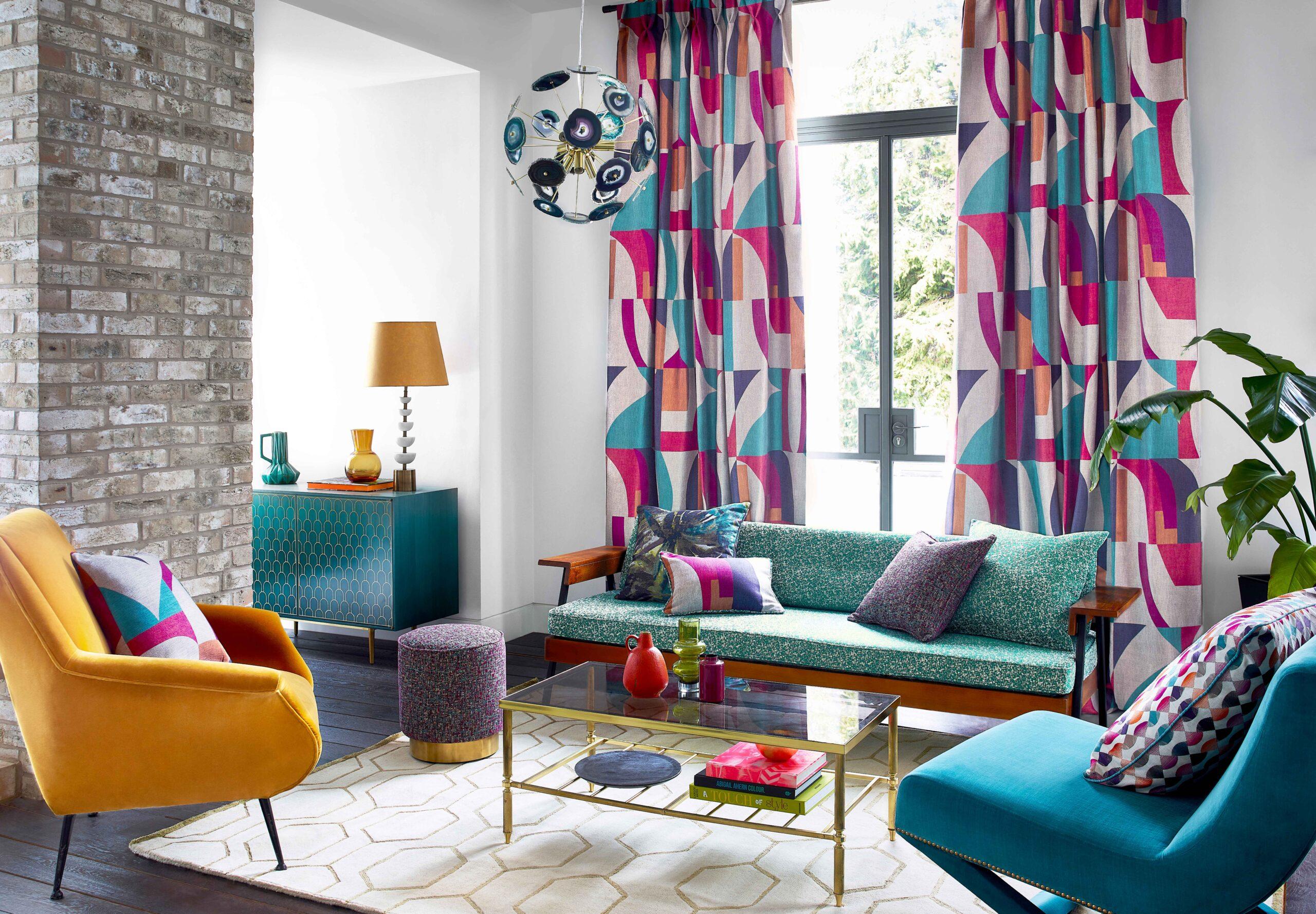 Harlequin Atelier Bodega Fabric