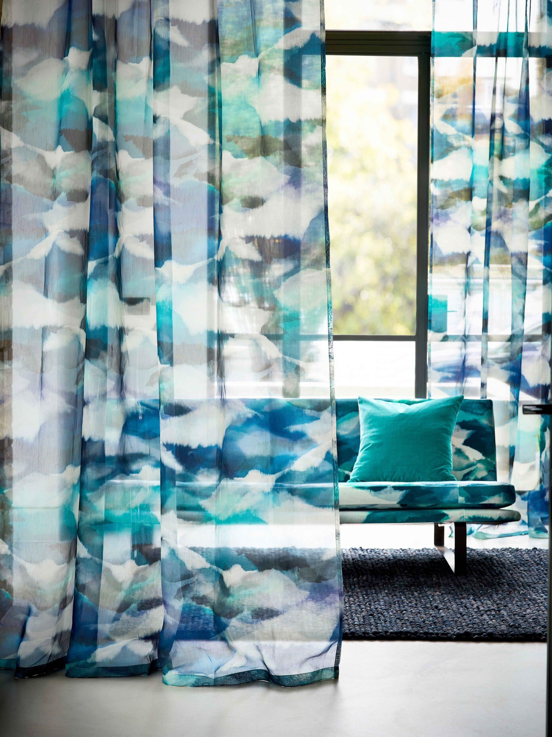Harlequin Atelier Minako Voile Fabric