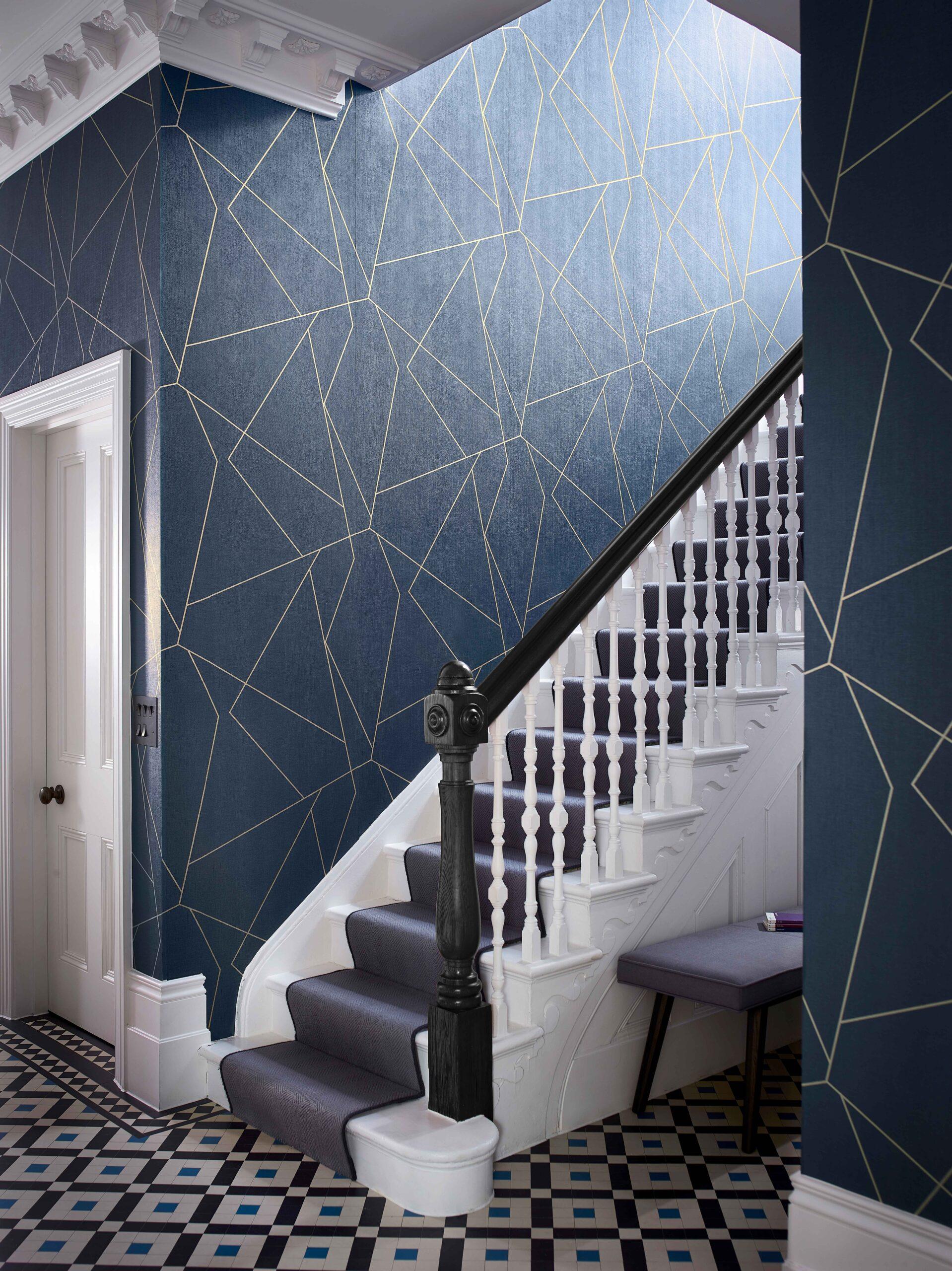 Harlequin Textured Walls Parapet