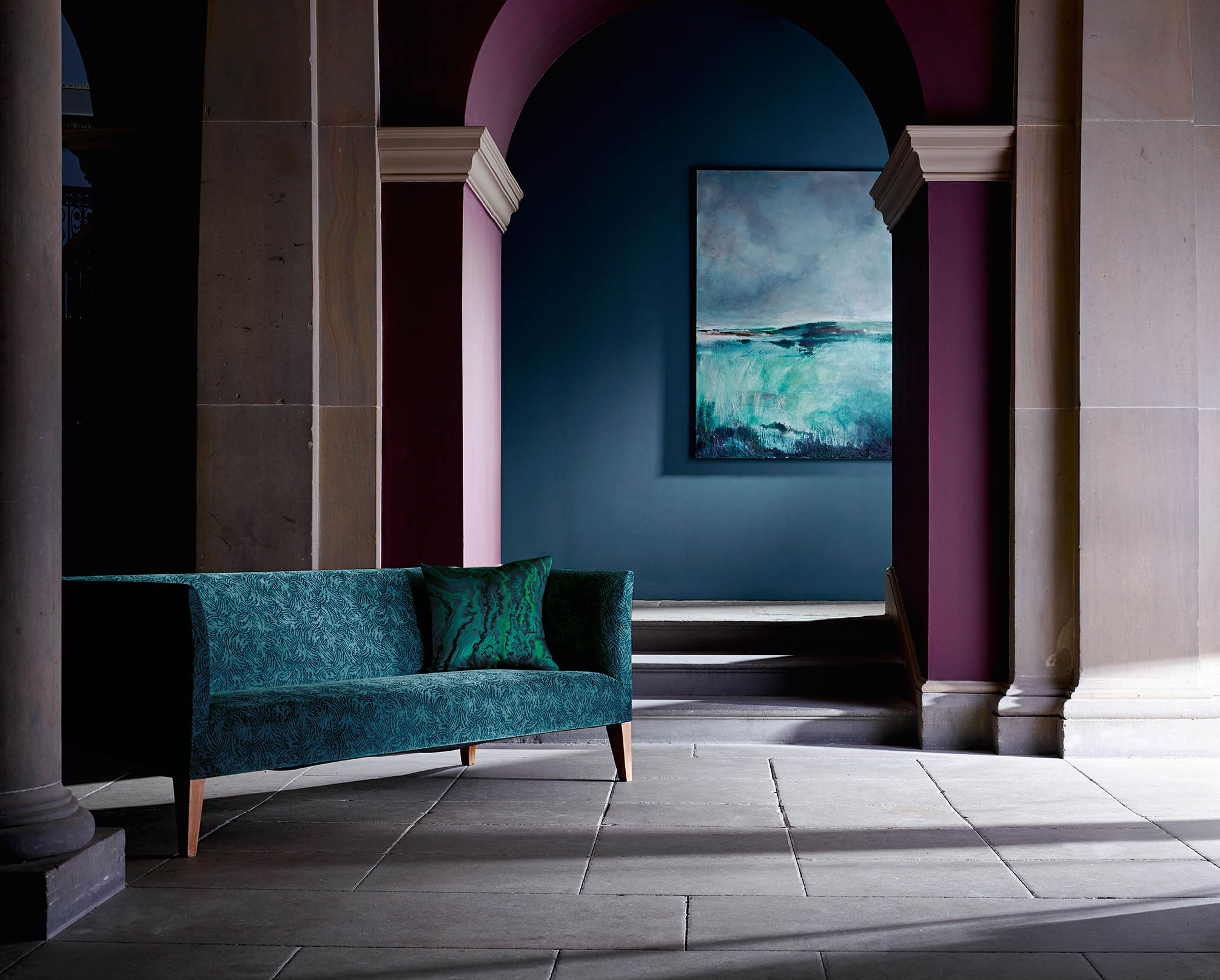 The Zoffany Paint Collection