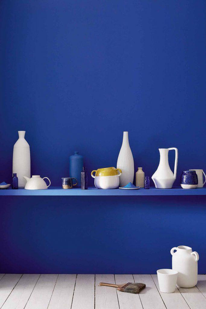 The Little Greene Paint Company Ultra Blue (264)