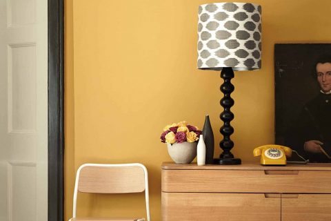 The Little Greene Paint Company Yellow-Pink (46)