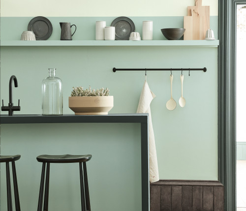 The Little Greene Paint Company Aquamarine (138)