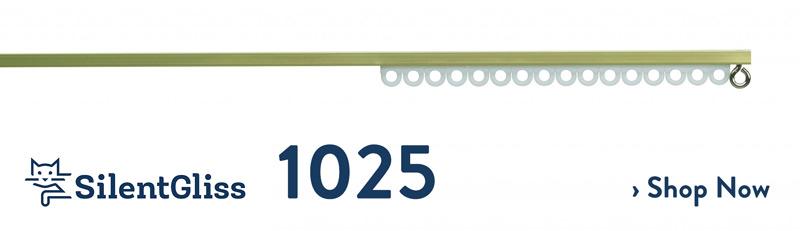 buy silent gliss 1025 curtain tracks