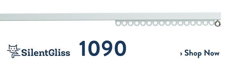 buy silent gliss 1090 curtain tracks