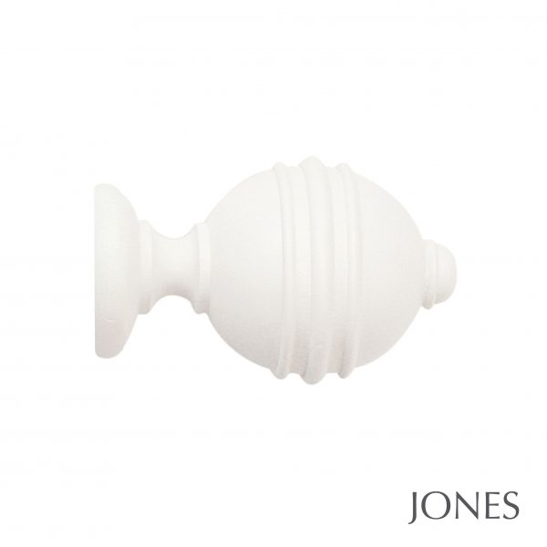 30mm Jones Cathedral Ely Finial Cotton