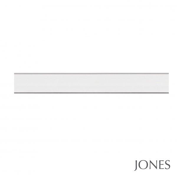 35mm Jones Strand Metal Curtain Pole only acrylic