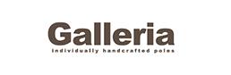 Galleria Curtain Poles