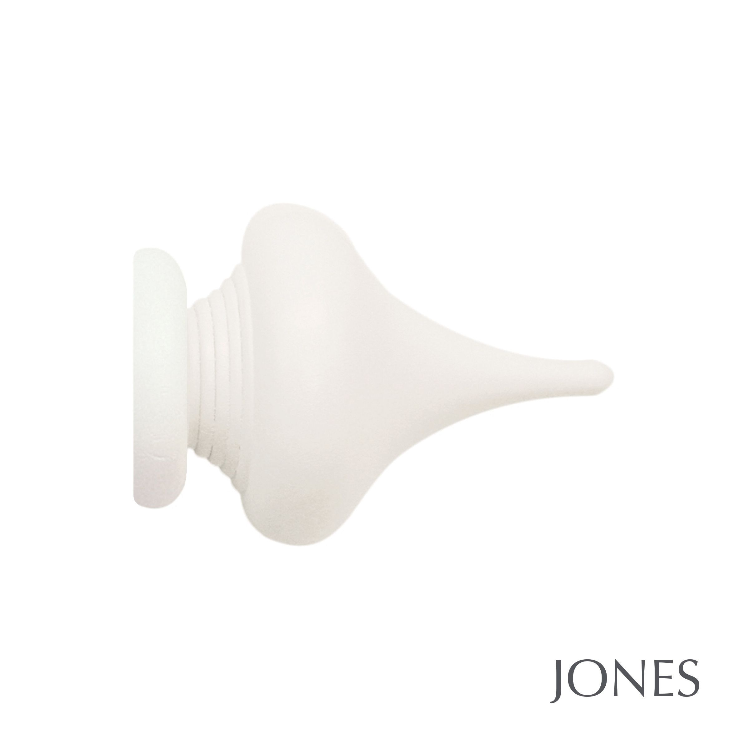 40mm Jones Minaret Finial cotton