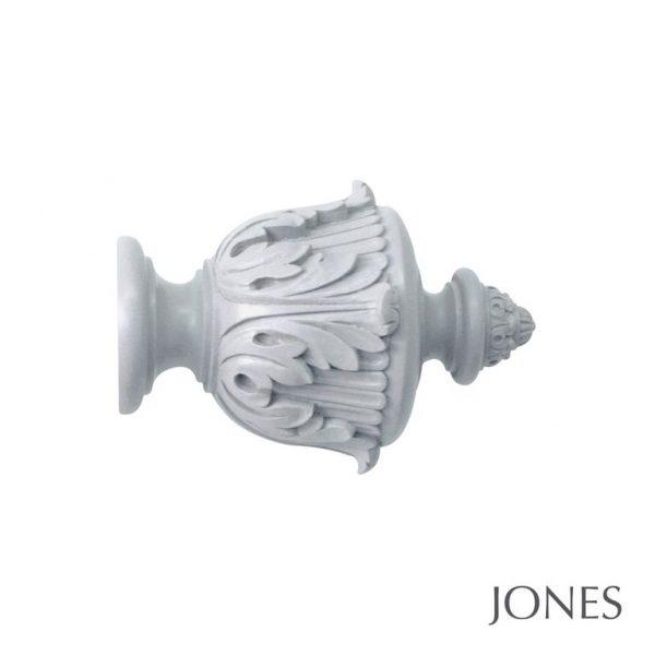 50mm Jones Estate Acanthus Finial cotton