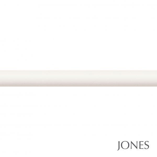 40mm Jones Hardwick curtain pole only cotton