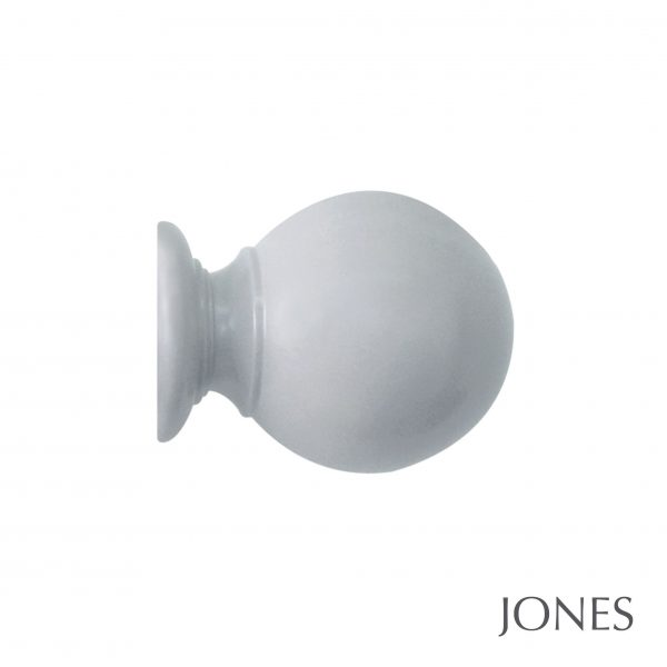 50mm Jones Estate Ball Finial shingle