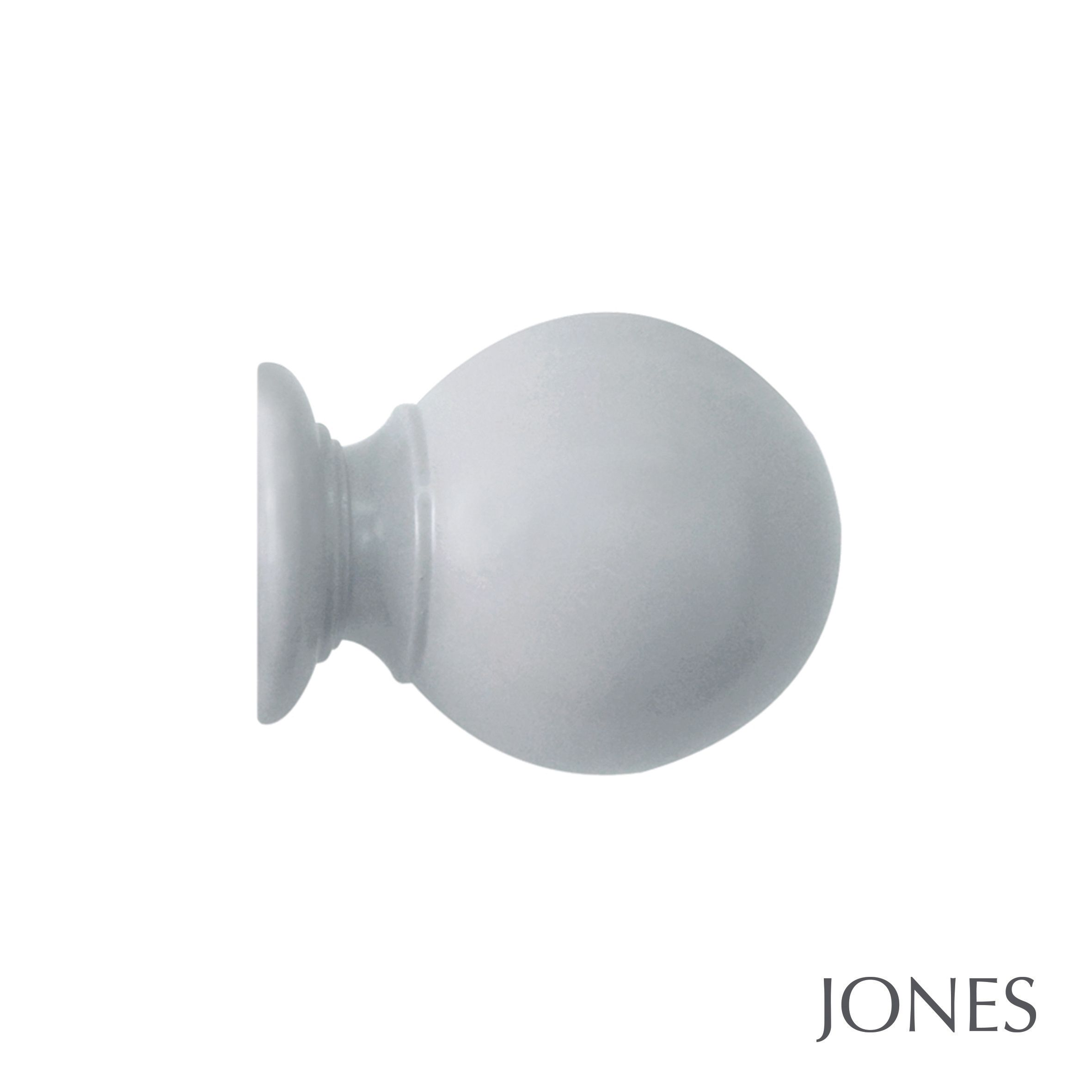 50mm Jones Estate Ball Finial shingle